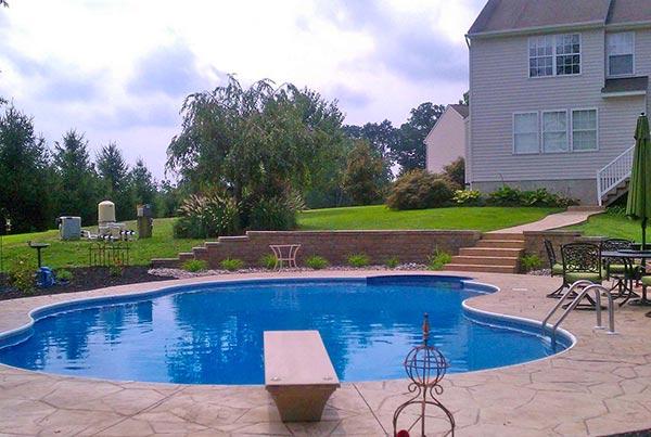 New Pool